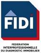 Membre de la FIDI - Fédération interprofessionnelle di Diagnostic Immobilier